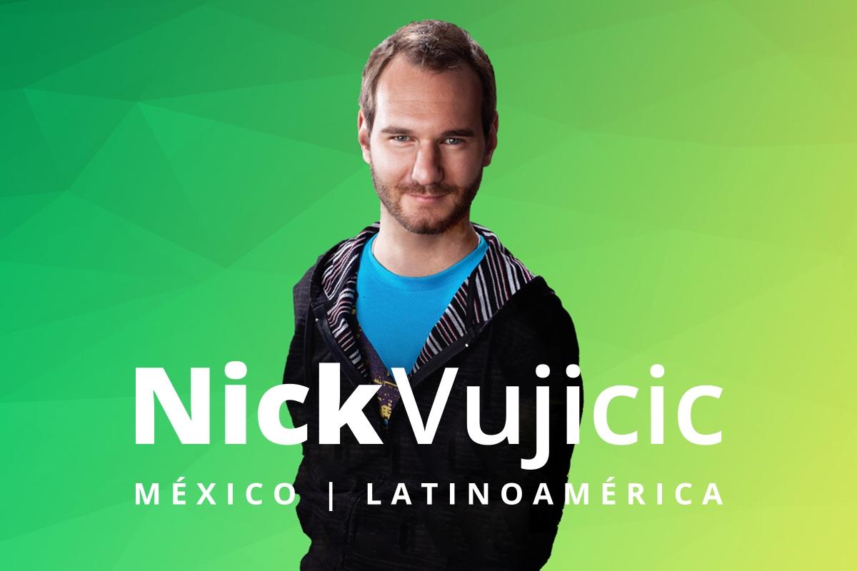Nick Vujicic en México